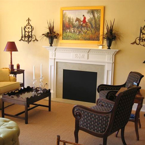 English Family Room 1